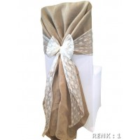 New model wedding chair dressup cover