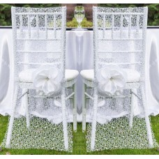 tiffany wedding chair covers perfect style