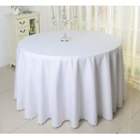 round different tablecloths wholesale manufacturing